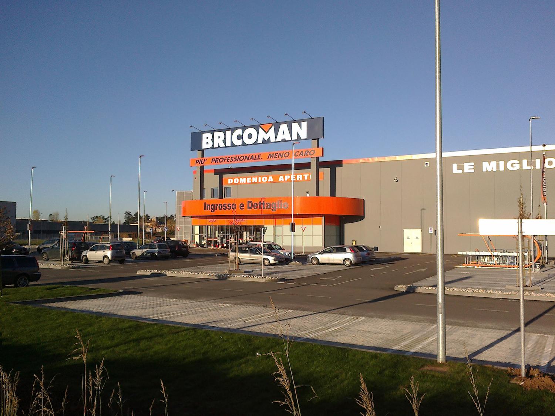 Punto vendita bricoman pavoni spa for Catalogo bricoman rezzato brescia
